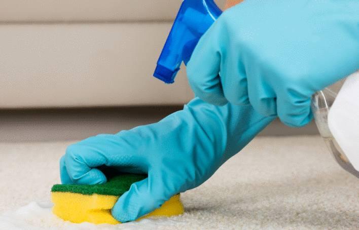 astuce pour laver un tapis coton