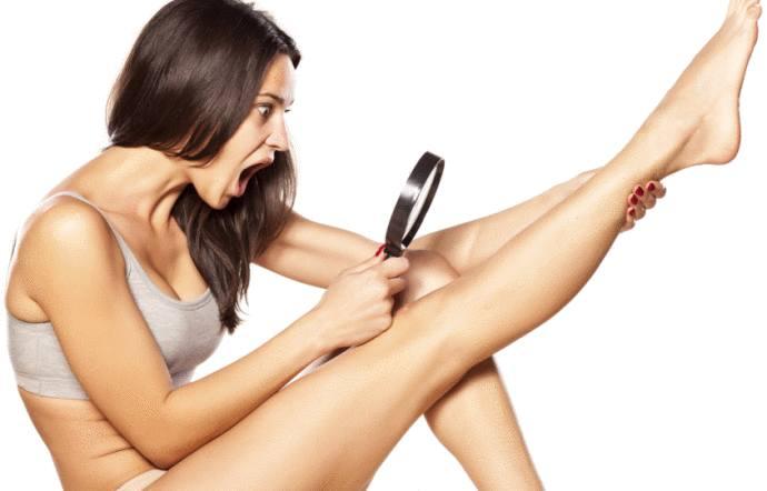 affiner ses jambes et avoir de belles jambes