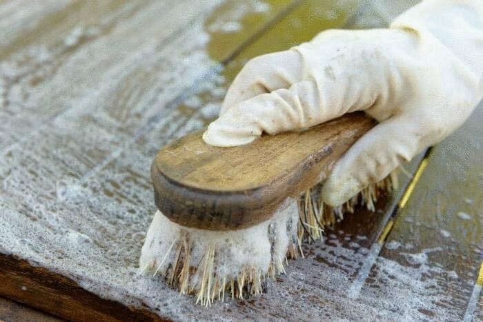 astuce pour nettoyer bois naturel