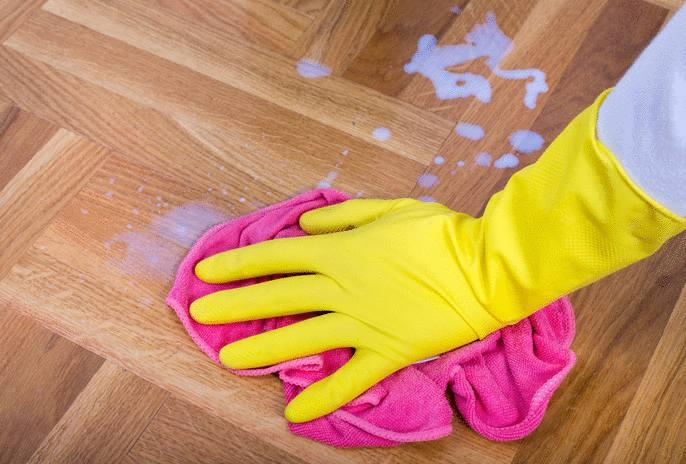 comment nettoyer une tache de calcaire
