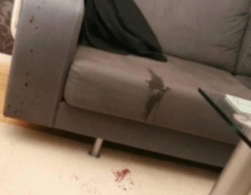 comment enlever une tache sur un canapé tissu
