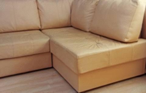 comment rénover le cuir du canapé
