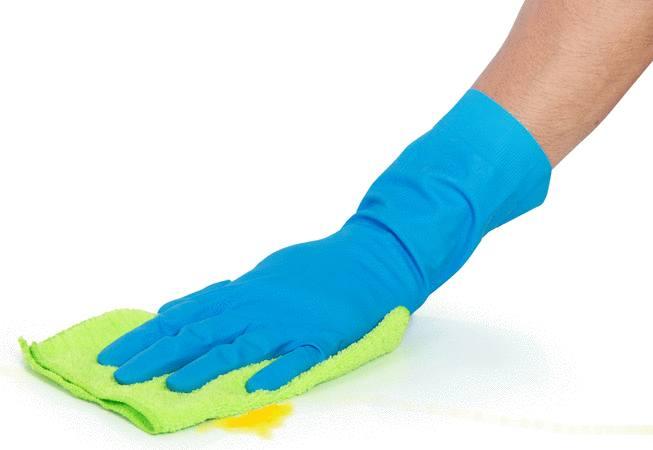 nettoyer une tache de curcuma