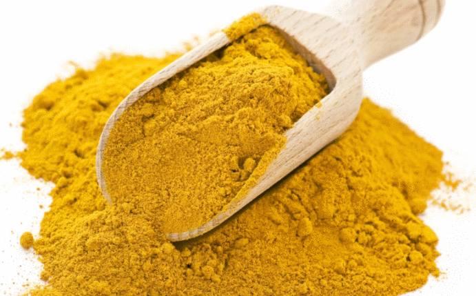 comment enlever une tache de curry