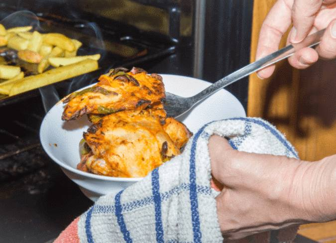 astuce pour nettoyer tache curry