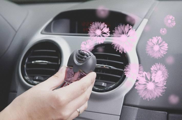 enlever odeur voiture