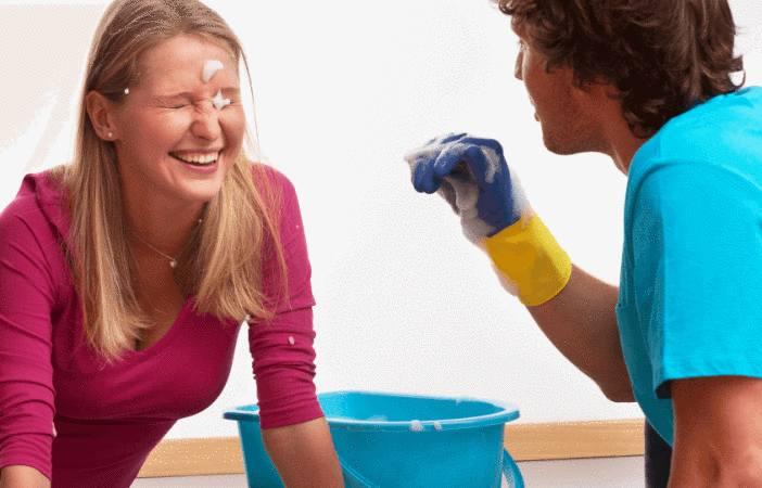 comment effacer tache de vinaigre sur le carrelage