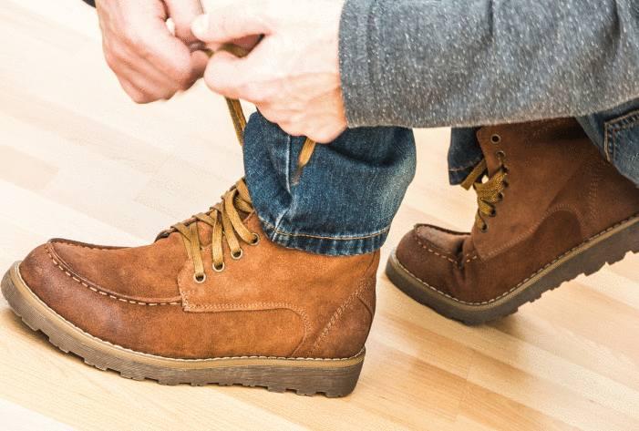 comment nettoyer des chaussures en simili daim
