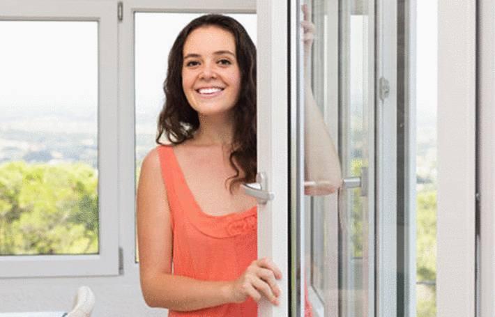 comment nettoyer une fenêtre en PVC