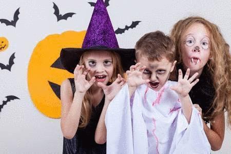 halloween déguisement et maquillage d'halloween