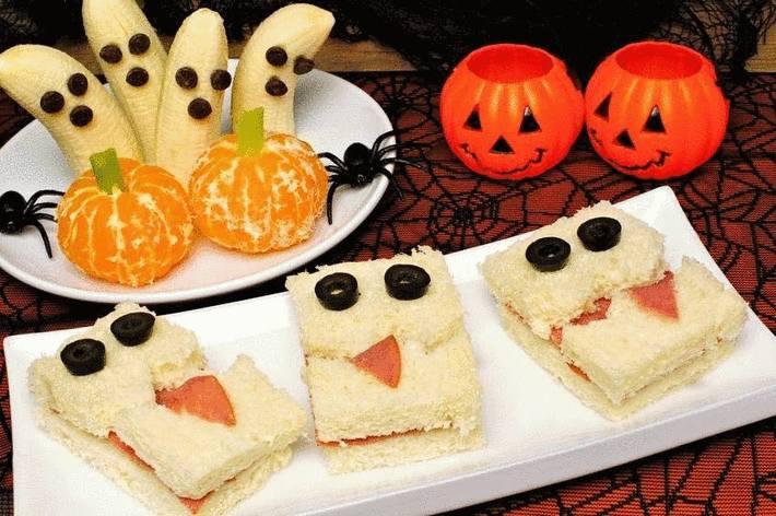 halloween idée repas pour halloween