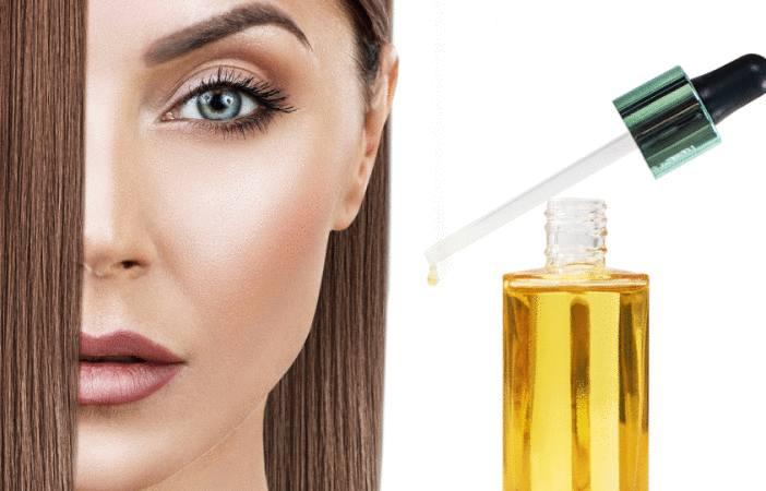 huile de bourrache pour la beauté de la peau et des cheveux