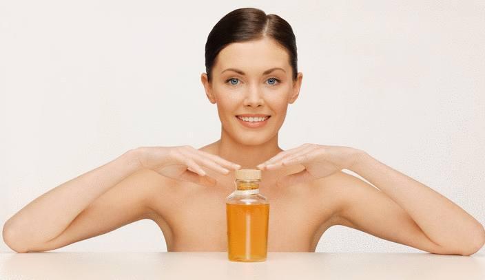 10 huiles extraordinaires pour la peau et les cheveux