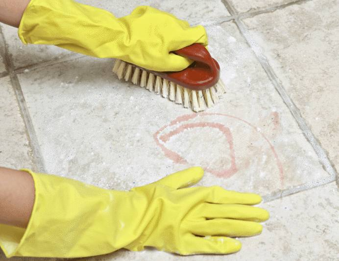 comment nettoyer le grès