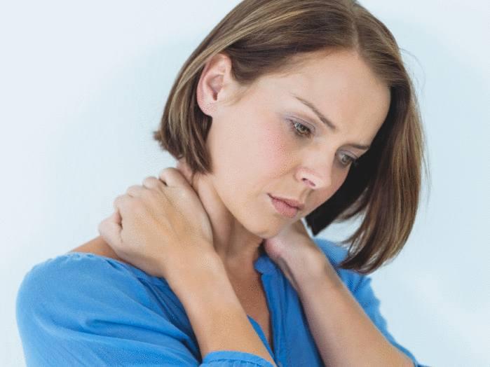 remèdes naturels pour soulager le mal au cou