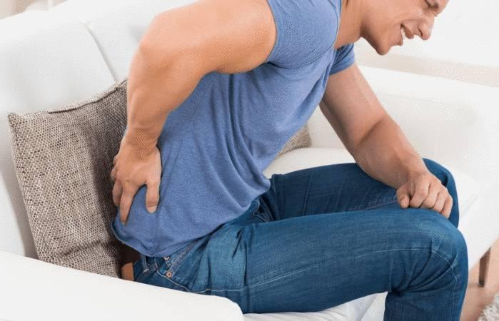 douleur bas du dos