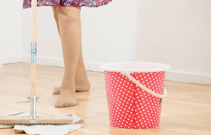 comment nettoyer un parquet vitrifié