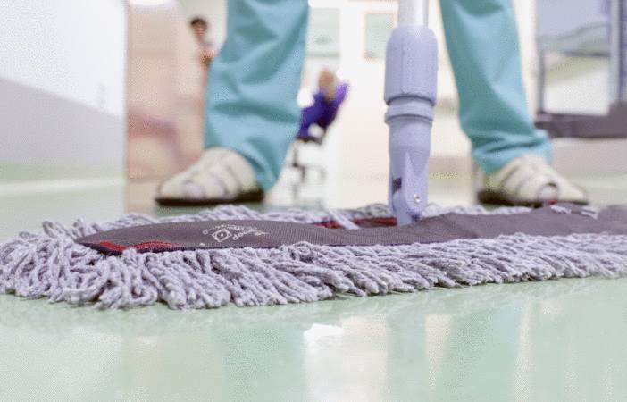 entretenir et nettoyer un sol béton ciré