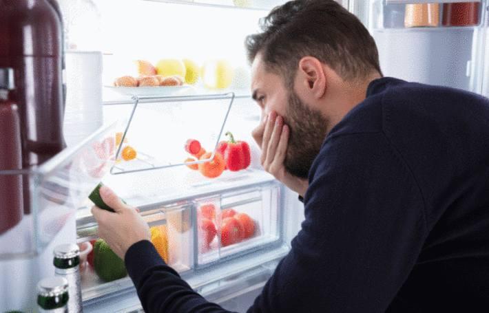 comment enlever mauvaise odeur frigo