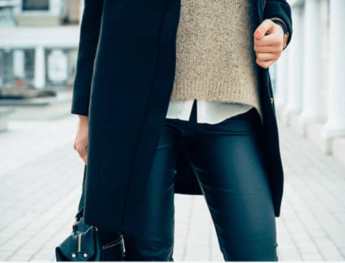 astuce pour nettoyer pantalon cuir