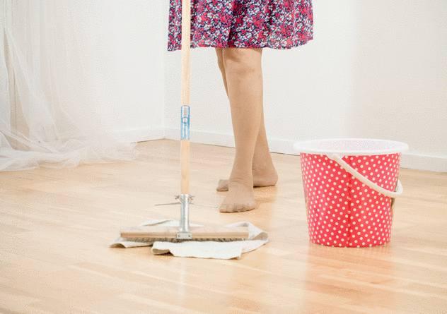 comment nettoyer un parquet stratifié