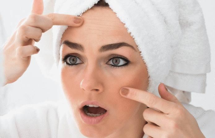 remède naturel peau grasse