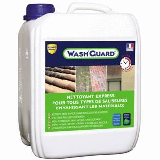 washGuard pour nettoyer la terrasse