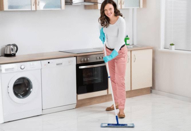 comment nettoyer le carrelage