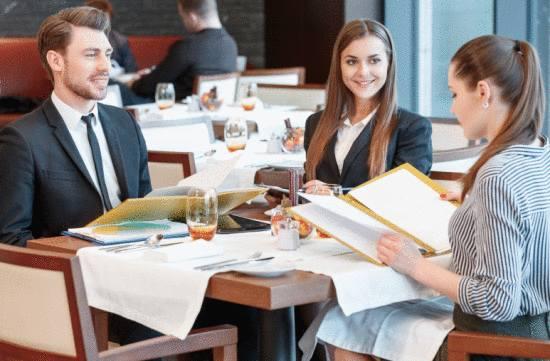 repas pro au restaurant l'organiser le réussir