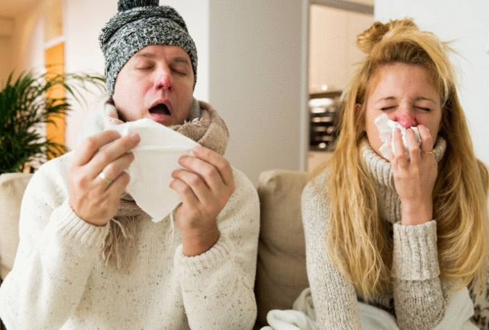 astuce pour soigner un rhume