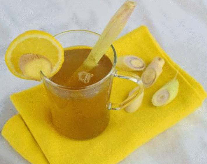 infusion de citronnelle