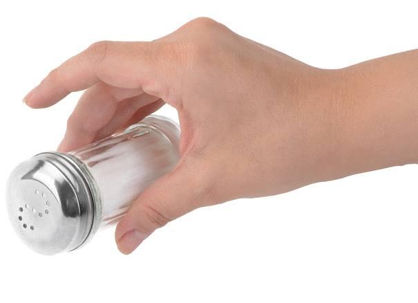 utilisation du sel