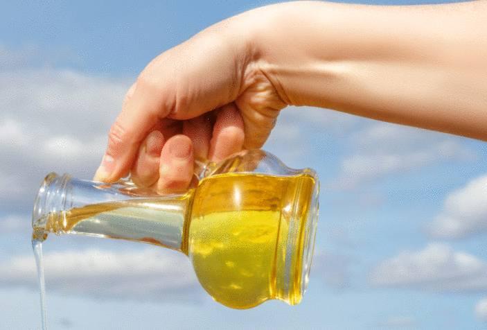 comment enlever une tache d'huile