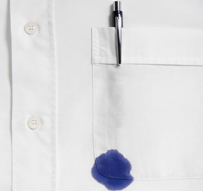 astuce pour enlever tache de stylo