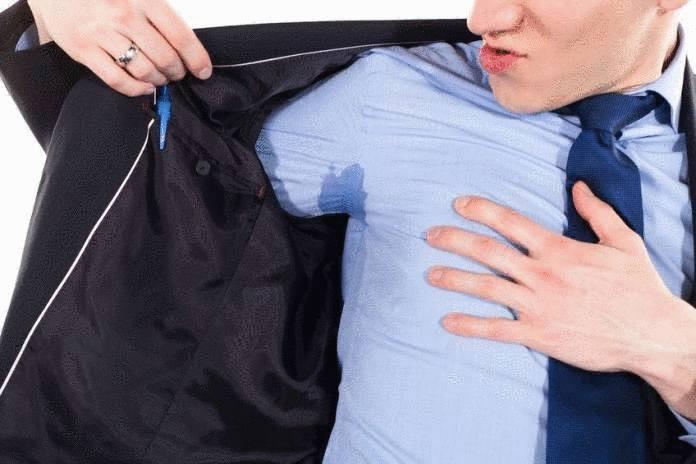 comment enlever une tache de transpiration