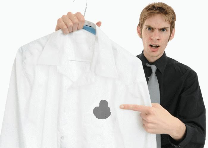 astuce pour nettoyer une tache grasse ou graisseuse