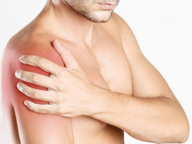 mal à l'épaule remède naturel