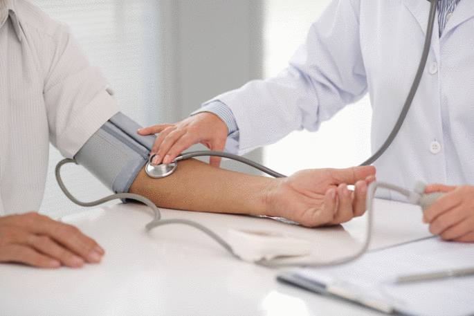 hypotension - tension basse