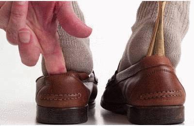 comment agrandir des chaussures en cuir tout pratique
